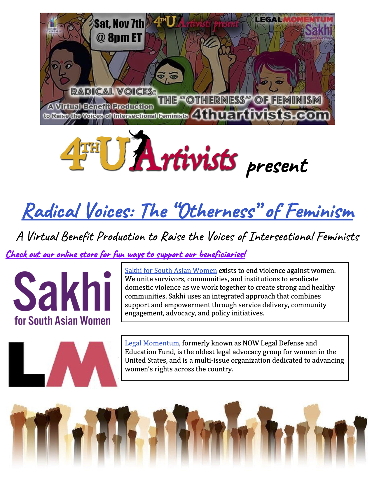 Radical Voices Program1